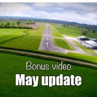 Bonus video: May subscriber update