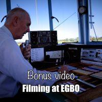 Bonus video: Filming at Wolverhampton