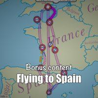 Flying to Spain - Hopefully