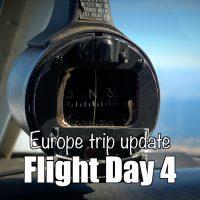 Flight day 4 update