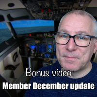 Bonus video: December update