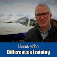 Bonus: Differences training