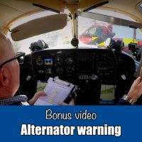 Bonus video: Alternator warning light