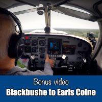 Bonus video: Blackbushe to Earls Colne VFR